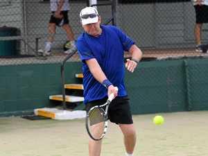 Gympie Queens Park Tennis tournament