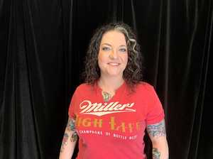 Ashley McBryde's still pinching herself