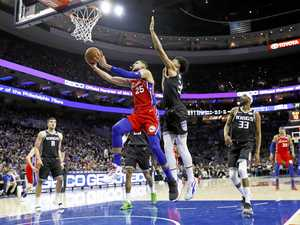 Simmons' 76ers make it three in a row with win over Kings