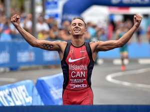 Canadian takes out Mooloolaba ITU World Cup