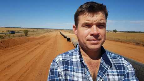 Roy Butler is a cattle farmer who has worked in mental health, disability services and corrections. He's the Shooters Fishers and Farmers Party candidate for Barwon.