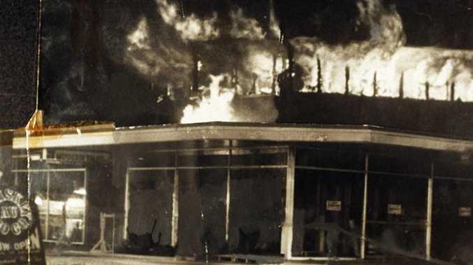 The Whiskey Au Go Go Nightclub fire.