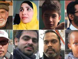 Faces of NZ victims and the missing