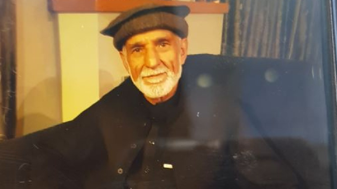 Haji Daoud Nabi, 71, was shot and killed in the attacks.
