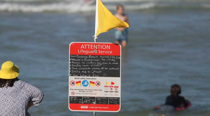 """Surf Life Saving Queensland (SLSQ) policy states that members and volunteers cannot post content on social media which could be seen as """"obscene, offensive, inappropriate, intimidating, insulting and humiliating"""". Picture by Scott Fletcher"""