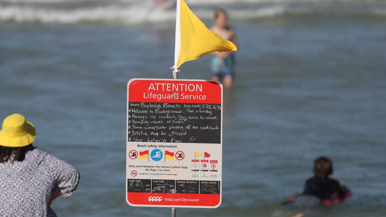 "Surf Life Saving Queensland (SLSQ) policy states that members and volunteers cannot post content on social media which could be seen as ""obscene, offensive, inappropriate, intimidating, insulting and humiliating"". Picture by Scott Fletcher"
