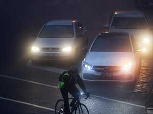 Cyclists protest compulsory helmet laws