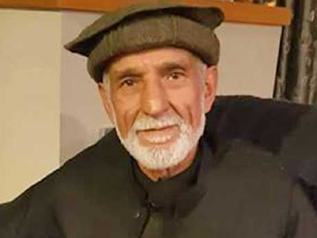 71 year old victim Haji Daoud Nabi was shot dead in the Al Noor mosque.