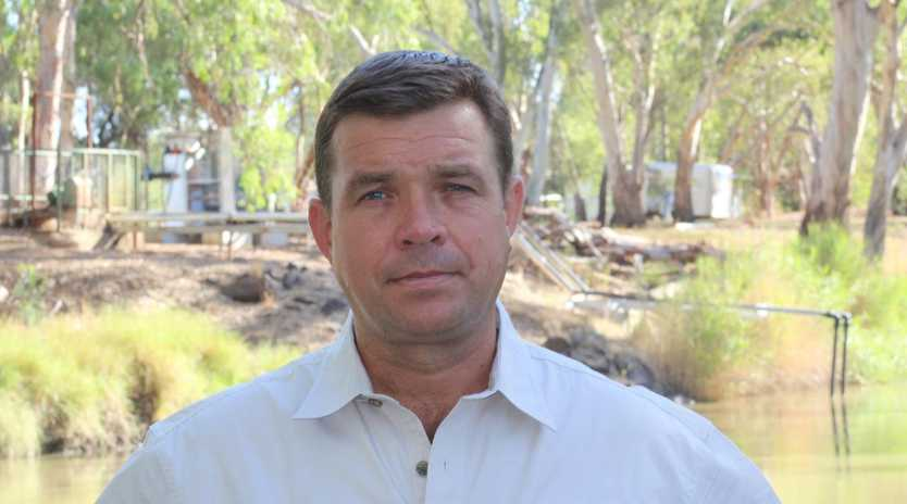 Roy Butler is running in the electorate of Baron for the Shooters, Fishers and Farmers Party.