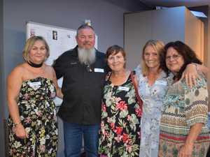 Debbie Sutherland, Paul Ashton, Denice Ashton, Pam