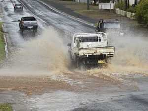 PICS: Toowoomba residents rejoice as heavy rain falls
