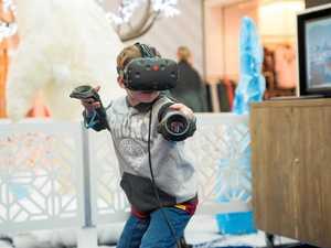 Virtual reality providing life skills