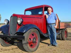 1920s car stolen, chased around Australia