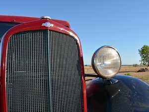 1934 Series PB 1.5 tonne Chevrolet truck