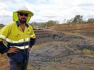 Coal mine bid within city limits