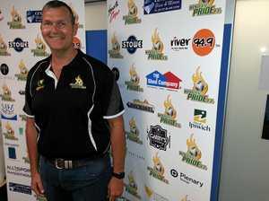 New football chairman eyes next level project