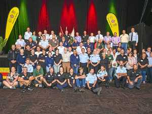 QFES Volunteer conference and awards