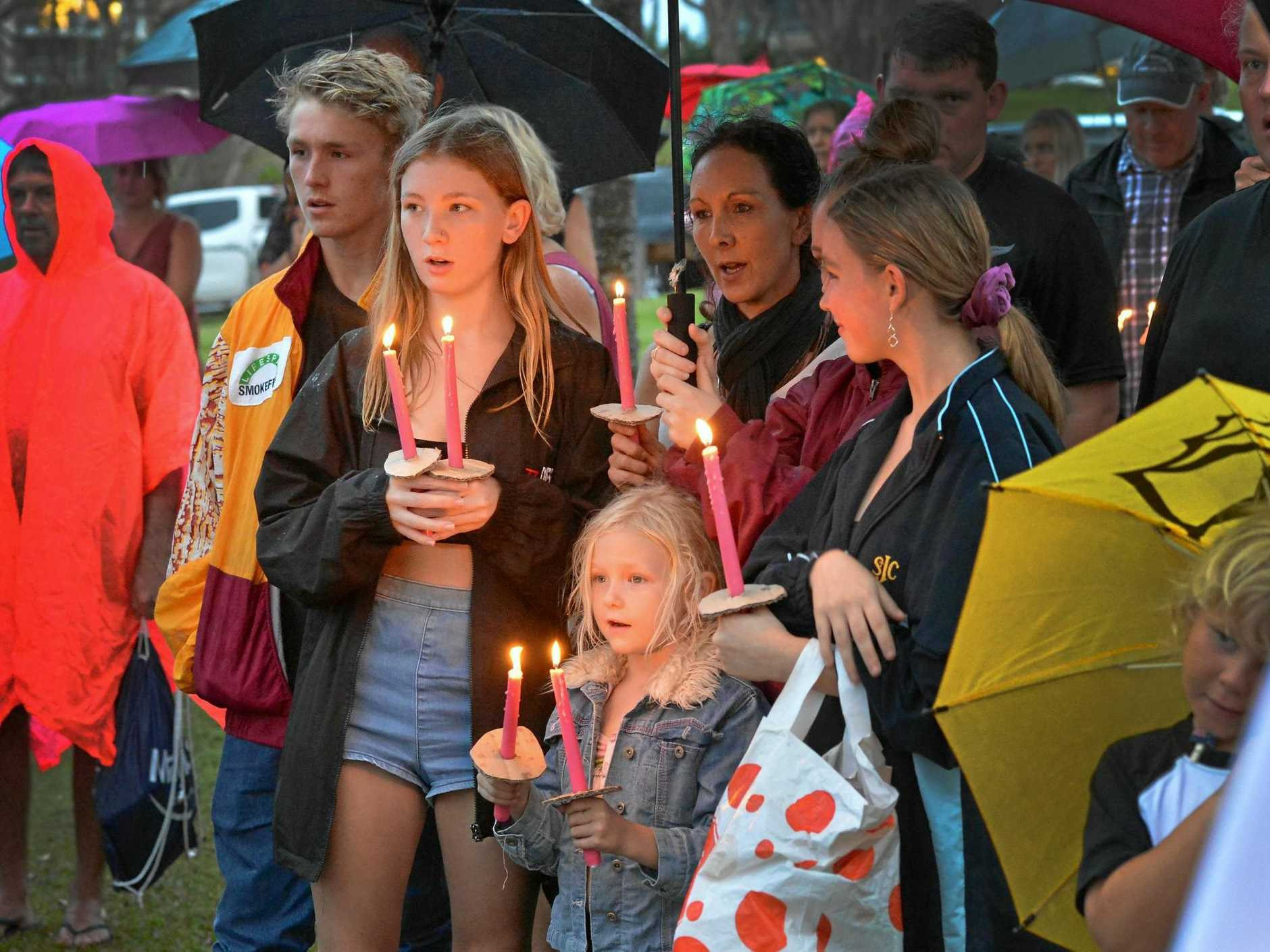 Vigil for the Christchurch Massacre