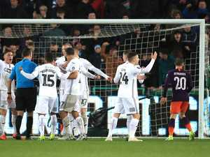 'Why is VAR not here?': Drama as City avoid shock loss