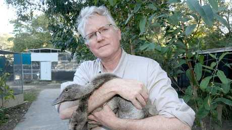 Vet Dr Michael Pyne. Picture Mike Batterham