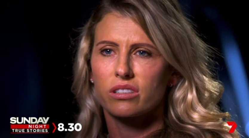 Women break their silence over the NRL's leaked sex tapes.