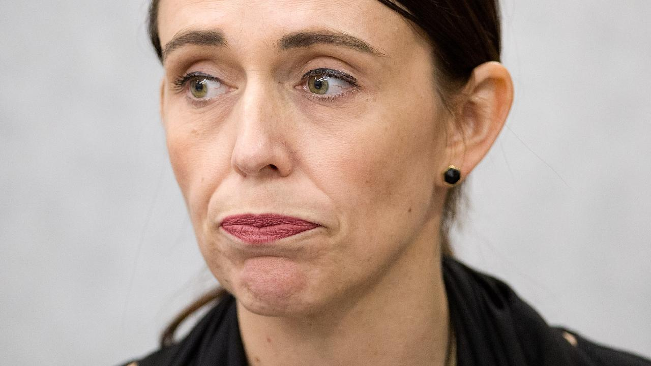 New Zealand Prime Minister Jacinda Ardern. Picture: AAP