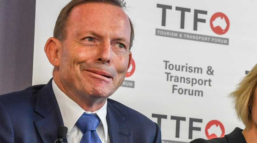 Member for the seat of Warringah Tony Abbott. Picture: Peter Rae