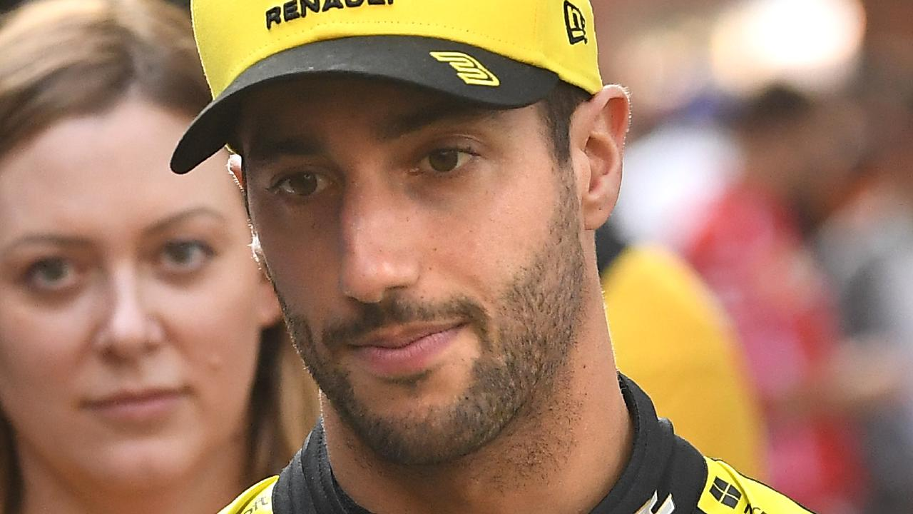 Daniel Ricciardo had an absolute shocker.