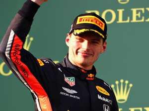 Verstappen, Red Bull make Ricciardo weep