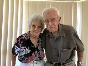 Love is still in the air, after 70 great years of marriage