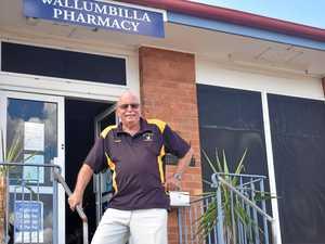 Town bids passionate pharmacist farewell