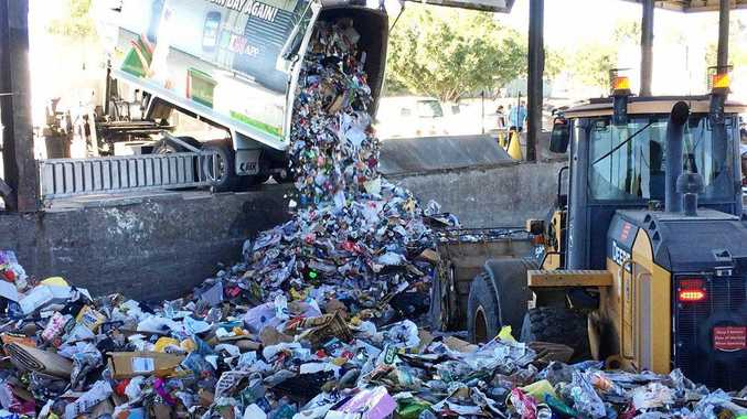 A recycling audit has revealed how Ipswich is going with its waste management plan.
