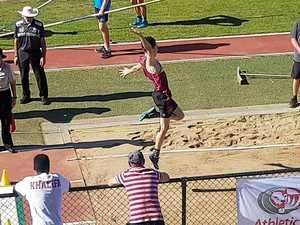 LISTEN: 14-year old runner's hard work pays off in Tasmania