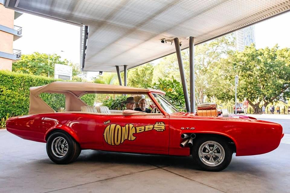 PASSION FOR CARS: This Monkeemobile will be on show at the Wondai Street Sprints.