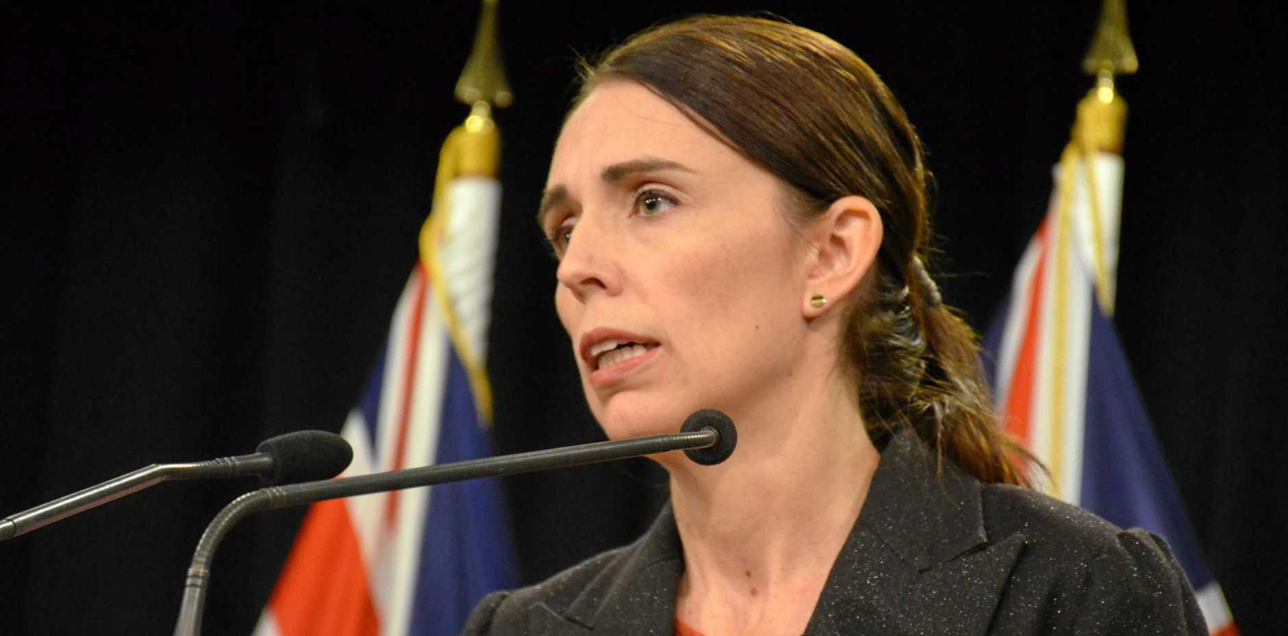 POPULAR LEADER: New Zealand Prime Minister Jacinda Ardern.
