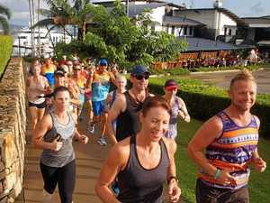 Airlie Beach parkrunners beat the heat