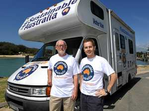 Sustainable Australia wants to give power back to the people