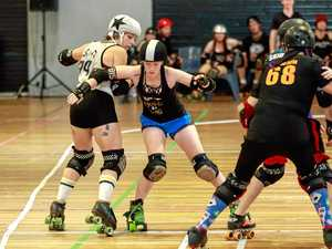 GALLERY: It was a wicked weekend of roller derby