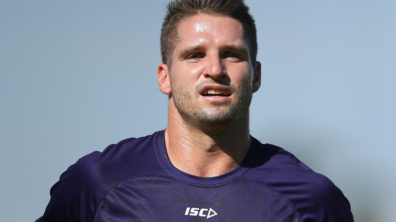 Hogan's Fremantle debut will have to wait. Picture: Getty