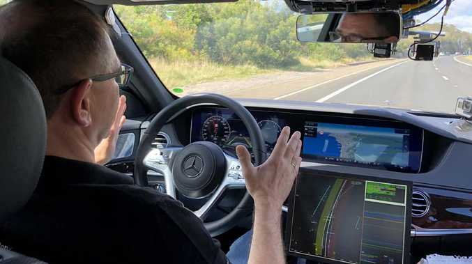 Driverless cars are still a long way off becoming a reality.