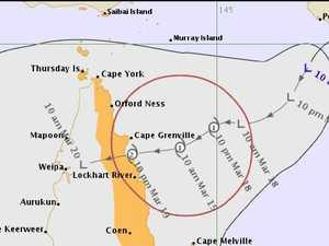 Cyclone Trevor to make landfall within days
