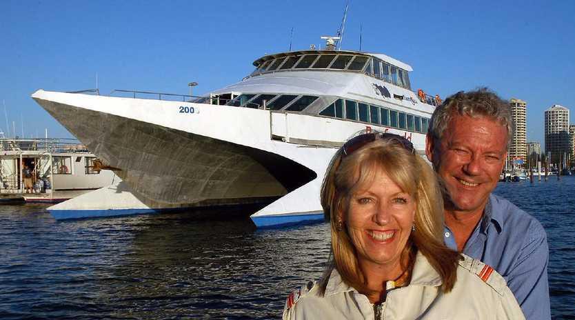 Margaret & Bruce Nicholls in 2005. PicRegina/King