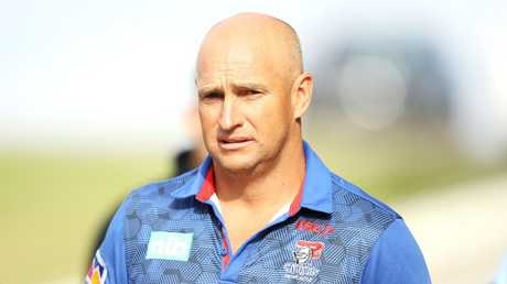 Nathan Brown is doing it tough.