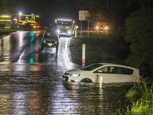 Wild weekend storms wreak havoc across Gold Coast