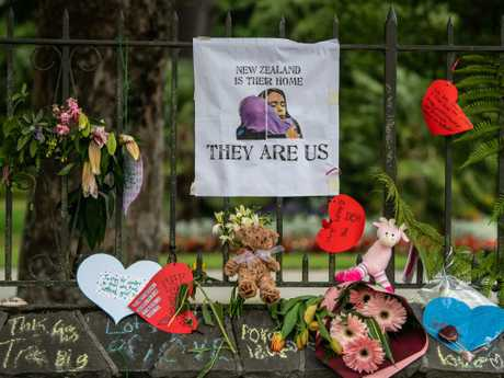 New Zealand remains in mourning after 50 people were killed at two mosques. Picture: Getty Images