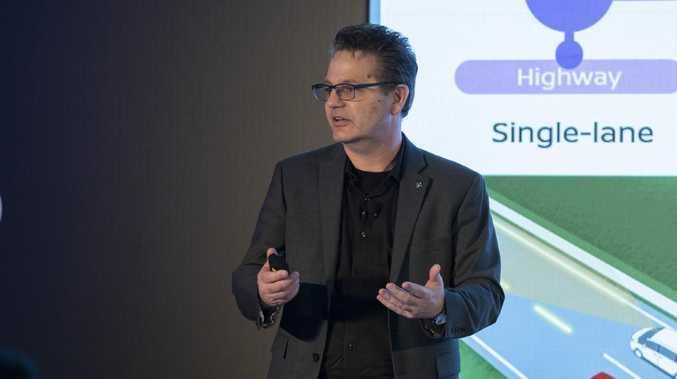 Nissan technology chief Maarten Serhuis