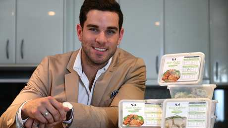Ben Doolan founded the health food delivery company in 2013.