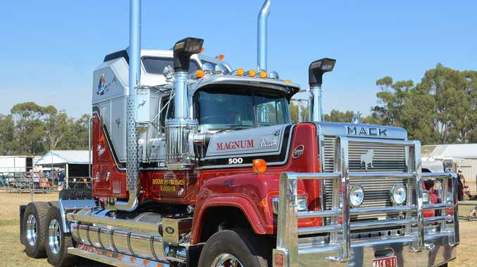 PHOTOS: White Truck enthusiasts delighted in Kyabram