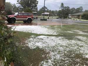 Severe storm lashes Gulmarrad
