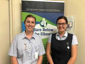 New grad nurses join hospital team